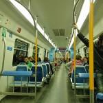 ④電車車内