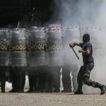 リオ五輪開幕まで半年、治安対策を強化