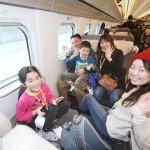 北海道新幹線、開業前に一般向け試乗会を実施