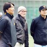 長嶋茂雄元監督、今年もキャンプ地を訪問