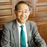 石塚隆正氏