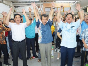 県政の流れ占う沖縄県議選 6月5日投開票