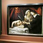 17世紀カラバッジョ作品か? 屋根裏で偶然発見