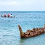 3万年前の航海再現、募金2620万円が集まる