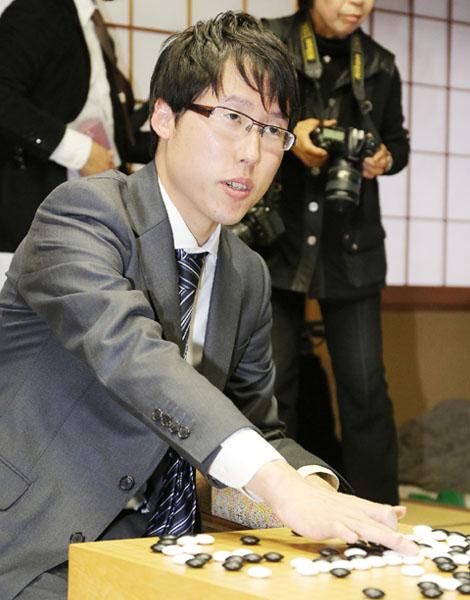 囲碁の井山裕太7冠「まだ信じられない」