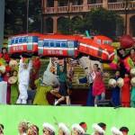 台湾の交通網が充実して観光産業が発展し、特産物が充実して急速な経済発展を続ける時代