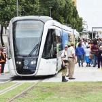 リオ五輪開幕2カ月前、新型路面電車が開業