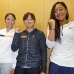 五輪女子テニス「出るからにはメダルを狙う」