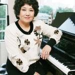 ピアニストの中村紘子さん死去、72歳