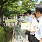 富山・石川・福井の北陸3県が共同で修学旅行を誘致