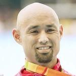 山本篤選手