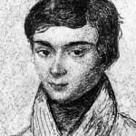 ガロアの肖像画(Wikipediaより)