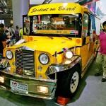 ジプニー風のスクールバス