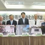 「台湾の塔」、来年「慰霊の日」に完工式