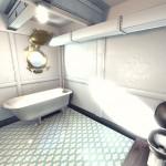 VR戦艦大和 長官浴室