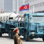 潜水艦発射弾道ミサイル(SLBM)「北極星」