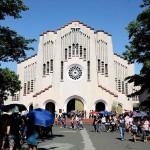 マニラ首都圏パラニャーケ市にあるバクララン教会