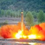 北朝鮮の新型弾道ミサイル