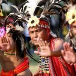バギオ市のパナグベンガ・フェスティバル