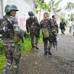 フィリピン国軍兵