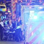ロンドンでテロ