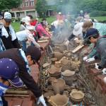 土器づくりで体感する古代の世界