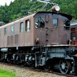 EF59 旧型電気機関車 昭和39年製造