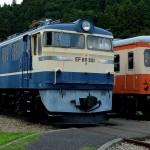 EF60電気機関車 昭和35~39年製造