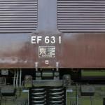 EF63 1号機は昭和37年製造