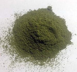 モリンガ葉粉末