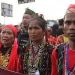 ミンダナオの少数民族も参加