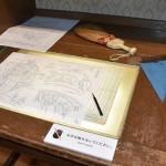飯塚 正夫氏のサンライズ作品の資料。装甲騎兵ボトムズの登場機体の資料。