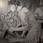 石塚 真一氏の「BLUE GIANT」。一流のジャズプレイヤーを目指す内容。