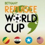 難民ワッカーワールドカップのロゴ