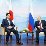 プーチン氏と安倍首相