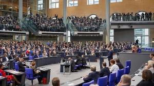 ドイツ連邦議会本会議