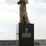 マニラ市に設置されたフィリピン人慰安婦像