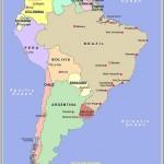 南アメリカ