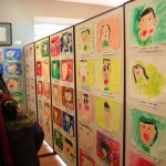 金沢ふるさと偉人館で自画像展「自分を見つめ、自分を描く」