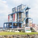 海洋深層水利用し産業発展、人口減少危機の久米島