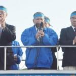 辺野古移設問う名護市長選、来月4日投開票