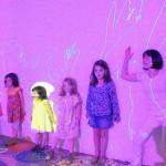 日豪の子供がネットを使って「アート」で交流