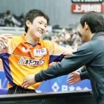 張本智和選手は学業優先の14歳、思考力を養う