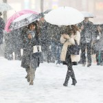 大雪の影響で駅混雑「まるでラッシュみたい」