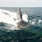 バージニア級攻撃型原潜ジョン・ワーナー