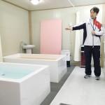 平昌五輪で日本選手団の現地支援施設を公開