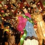 長崎市内各所を彩る1万5000個のランタン