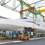 JR東海、新型車両「N700S」を報道陣に公開