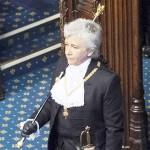 650年の歴史初、英議会「黒杖官」に女性就任
