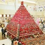 びっくりひな祭り、壮観31段ピラミッド形ひな壇